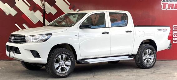 Toyota Hilux Diésel 4x4 2018