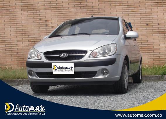 Hyundai Getz, Mt 1.6