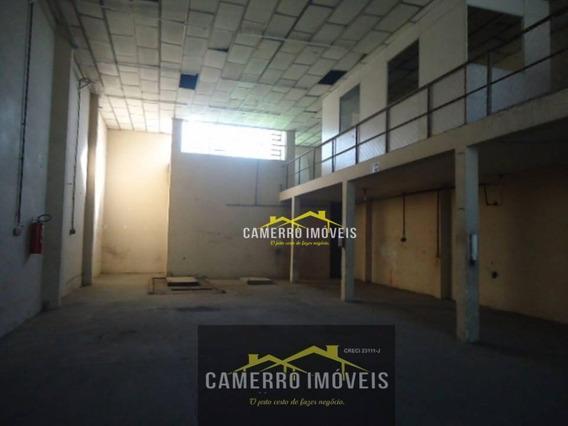 Salão Comercial Para Venda E Locação, Sl0010. - Sl0010
