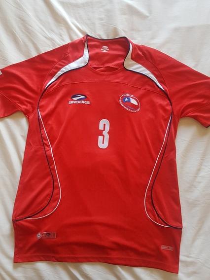 Camiseta Seleccion De Chile Brooks