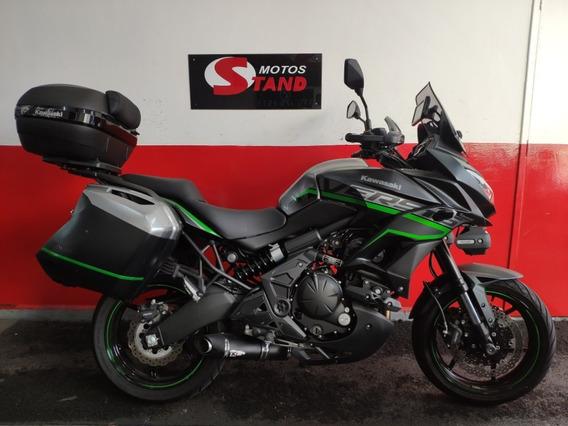 Kawasaki Versys 650 Tourer Abs 2019 Cinza