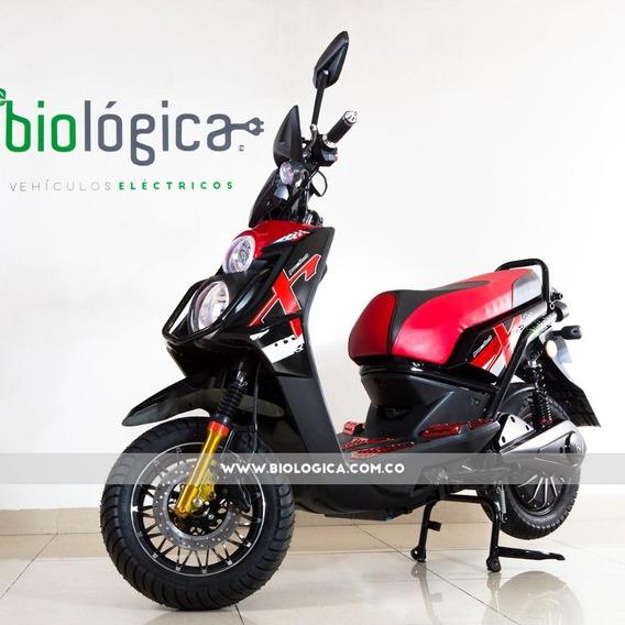 Moto Energy Bws X Eléctrica - (reemplaza Kymco Agilty 125)