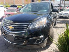 Chevrolet Traverse 3.6 Lt Piel At 2016