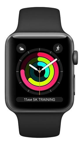 Smartwatch Apple Watch 3 38mm. Gps Bluetooth Wifi Sport Band