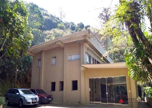 Imagem 1 de 16 de Chácara À Venda, 56000 M² Por R$ 3.200.000,00 - Riacho Grande - São Bernardo Do Campo/sp - Ch0012