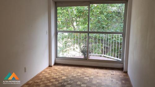 Alquiler Apartamento Cordón 1 Dormitorio Con Placard 1 Baño