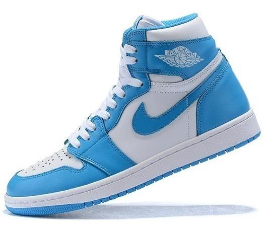 Zapatillas Nike Air Jordan 1 Light Blue 2018