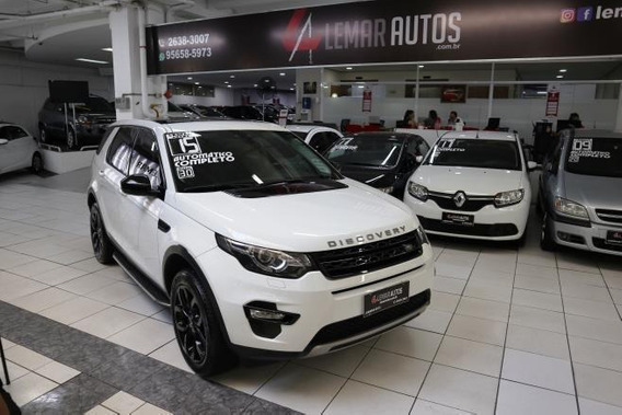 Land Rover Discovery Sport 2.0 Si4 Turbo Hse - Automático