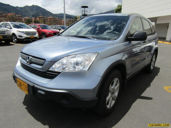 Honda Cr-v Lx 2.4 Mt 4x4