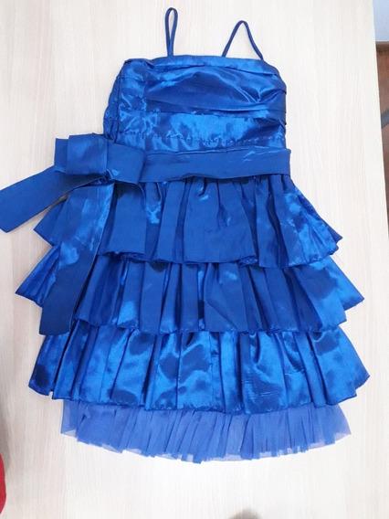 Vestido De Fiesta Nena Talle 12