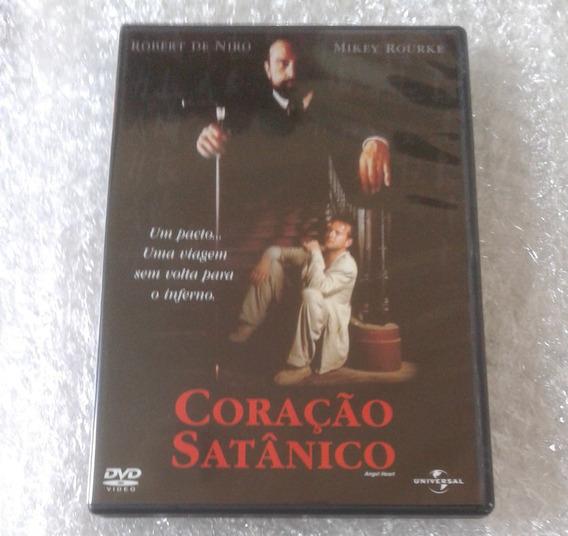 Dvd Coração Satânico - Não Lacrado - Dublado(frete R$10)