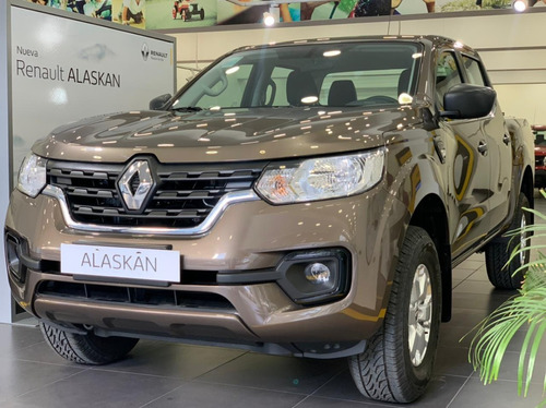 Renault Alaskan Emotion 2.3 En Stock Entrega 10 Dias ! Se