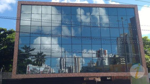 Sala Para Alugar, 33 M² Por R$ 2.300/mês - Av. Sen. Ruy Carneiro - João Pessoa/pb - Sa0217