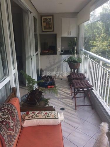 Apartamento 2 Dormitórios 2 Suites 2 Vagas No Panamby!!! - Pp10361