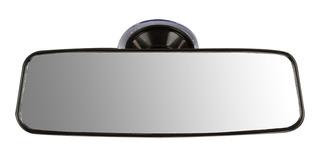 Black VORCOOL Car Interior espejo retrovisor UNIVERSAL Interior espejo retrovisor para amplio High Clarity Espejo retrovisor