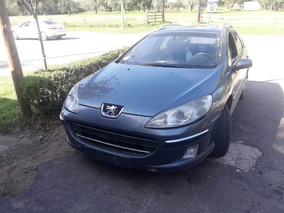 Peugeot 407 2.0 Sw Executive Hdi Tiptronic 2005