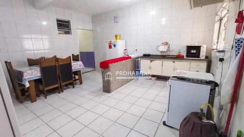 Sobrado Com 3 Casas À Venda No Parque Residencial Cocaia - So3480
