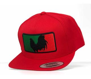 Gorra Yupoong Liga De Gallos Mexicano Snapback Varios Colores