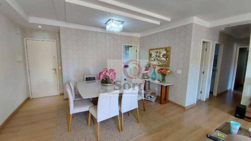 Imagem 1 de 21 de Apartamento À Venda, 101 M² Por R$ 565.000,00 - Nova Aliança - Ribeirão Preto/sp - Ap3554
