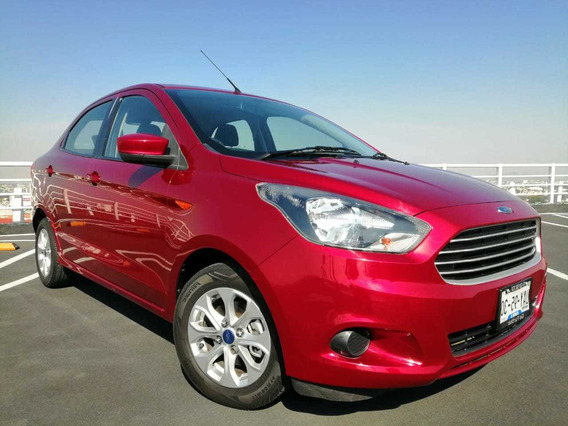 Ford Figo 1.5 Energy Sedan Mt 2017