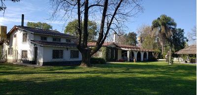 Casa Quinta En San Miguel 4000 M2!!!
