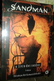 Sandman - O Livro Dos Sonhos Conrad