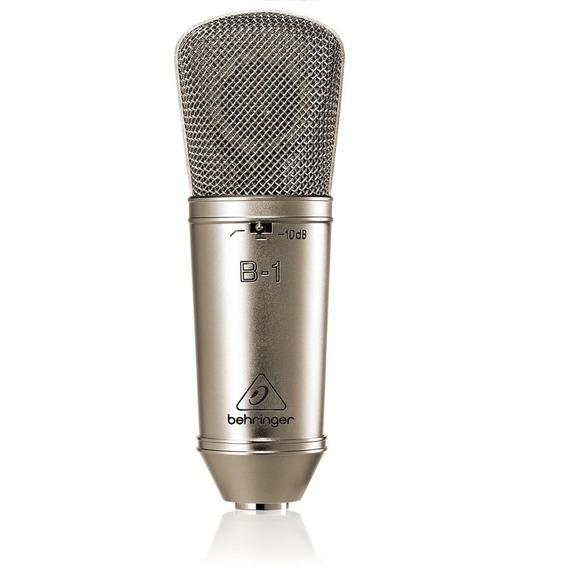 Microfone Behringer Condesador B1