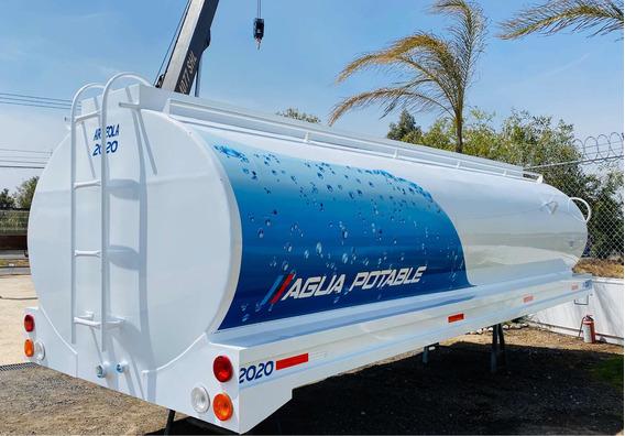 Pipa De Agua De 20,000 Litros Arreola 2020