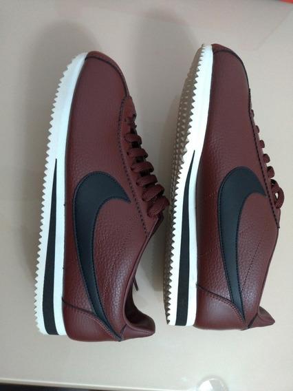 Tênis Nike Classic Leather Masculino