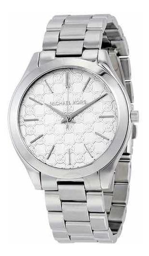 Relógio Mickael Kors Prata Mk3371