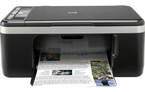 2 Impressora Multifuncional Hp F4100 E 2050 Usadas Sem Cartu
