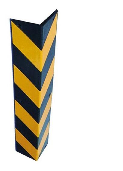 Protector De Goma Para Esquinas Columnas Estacionamiento