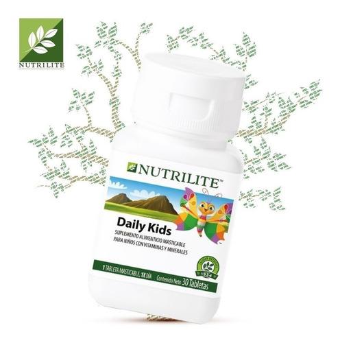 Multivitamínico Daily Kids Nutrili - Unidad a $960