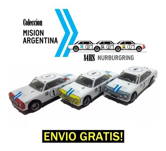 Coleccion Torino 380w Mision Argentina Claseslot Maquetas