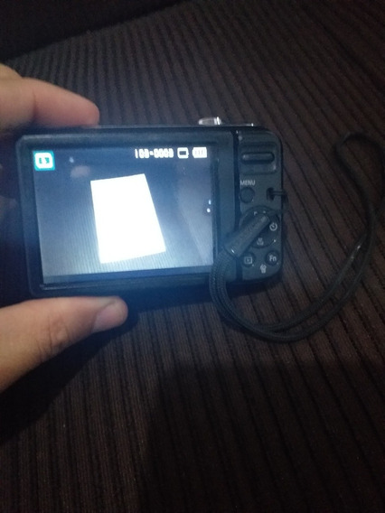 Câmera Digital Samsung Es30 + Cartão De Memória 256 Gb