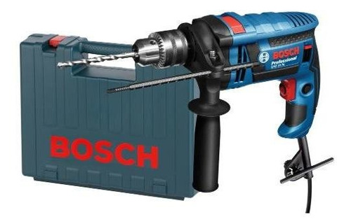 Taladro Rotomartillo Percusion 750 W 3000rpm Gsb 16 Re Bosch