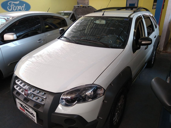 Fiat Palio Adventure 1.8 16v Locker Flex 5p
