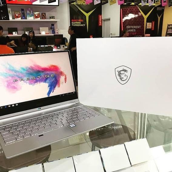 Msi 15.6 Creador De Prestigio 8rf-442 P65 Notebook Computad