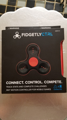Spiner Fidgetly Ctrl