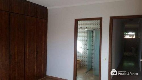 Casa Com 3 Dormitórios À Venda, 300 M² Por R$ 880.000,00 - Jardim Novo Mundo - Poços De Caldas/mg - Ca0891