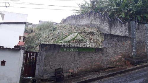 Terreno, Alto Caiçaras, Belo Horizonte - R$ 210 Mil, Cod: 219 - V219