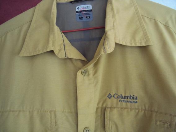 Camisa Columbia Omni-dry