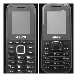 Azumi L2z Todo Operador + Lanix U100 Solo Tigo +envio Gratis