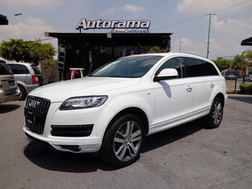 Audi Q7 3.0 T Elite Tiptronic Qtro 333hp At