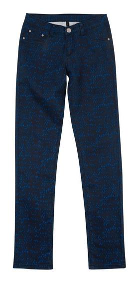 Ferriano Pantalon Con Textura Estampada