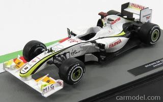 F1 Brabham Gp 01 2009 Janson Button 1/43