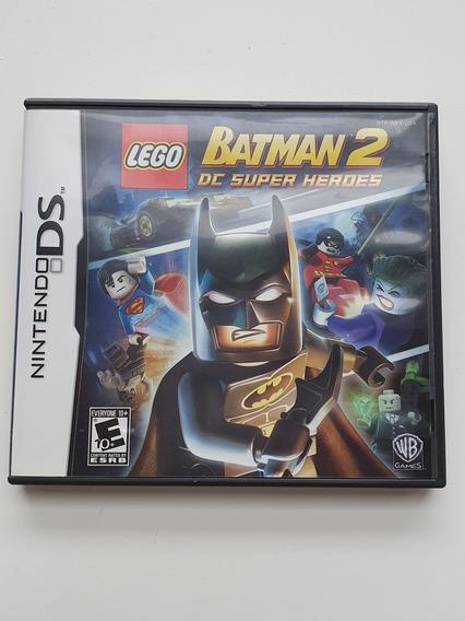 Jogo Batman 2 Nintendo Ds