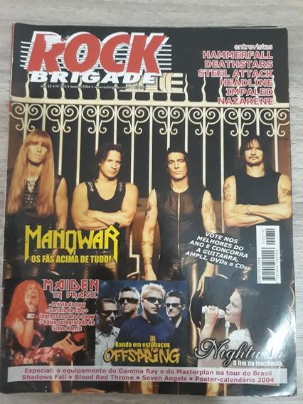 Revista Rock Brigade Combo Com 3 Edições 136 - 210 E 230