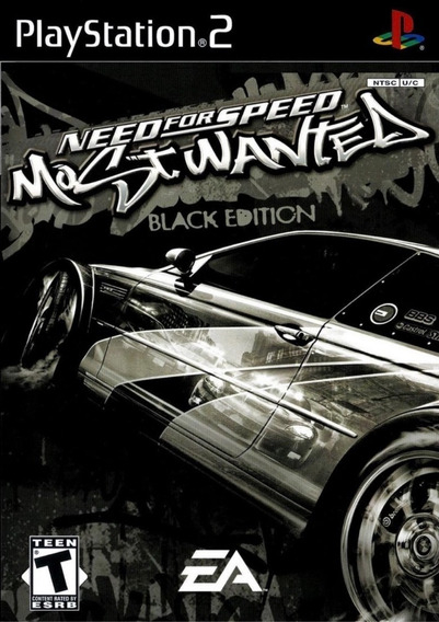 Need For Speed Ps2 Most Wanted Black Português Patch Me