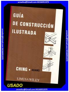 Guía De Construcción Ilustrada Ingeniería Civil Arquitectura